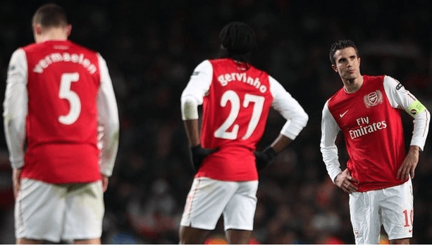 AC Milan 0-3 Arsenal