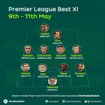 Premier League Best XI Week 36