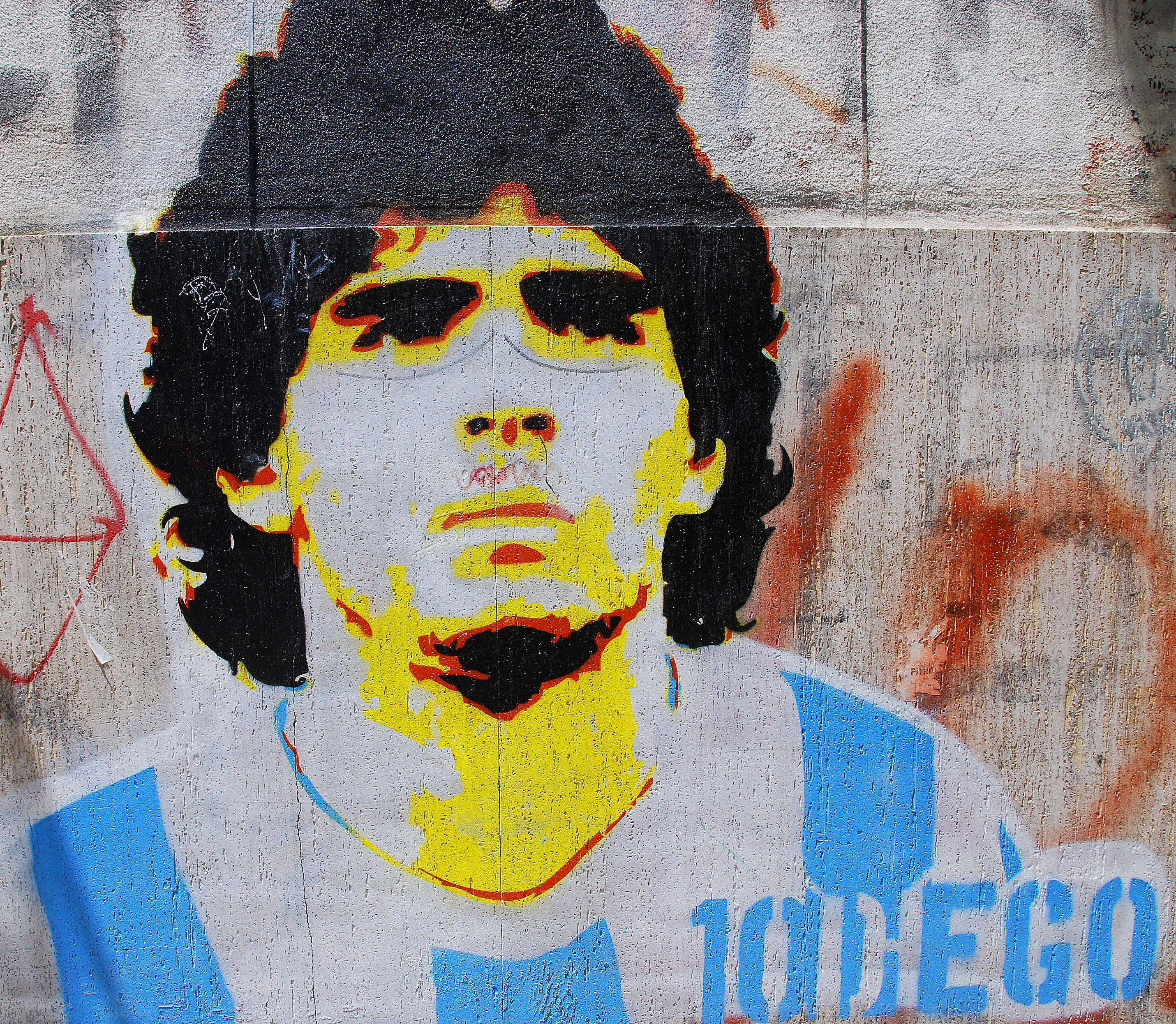 Diego Maradona – A Tribute To The World's Number 10.